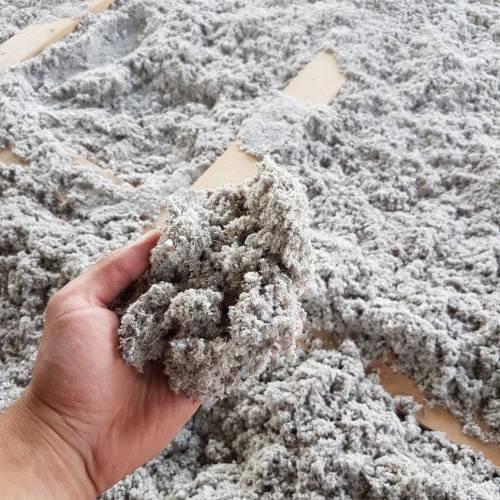 Делаем сами — утепление эковатой потолка