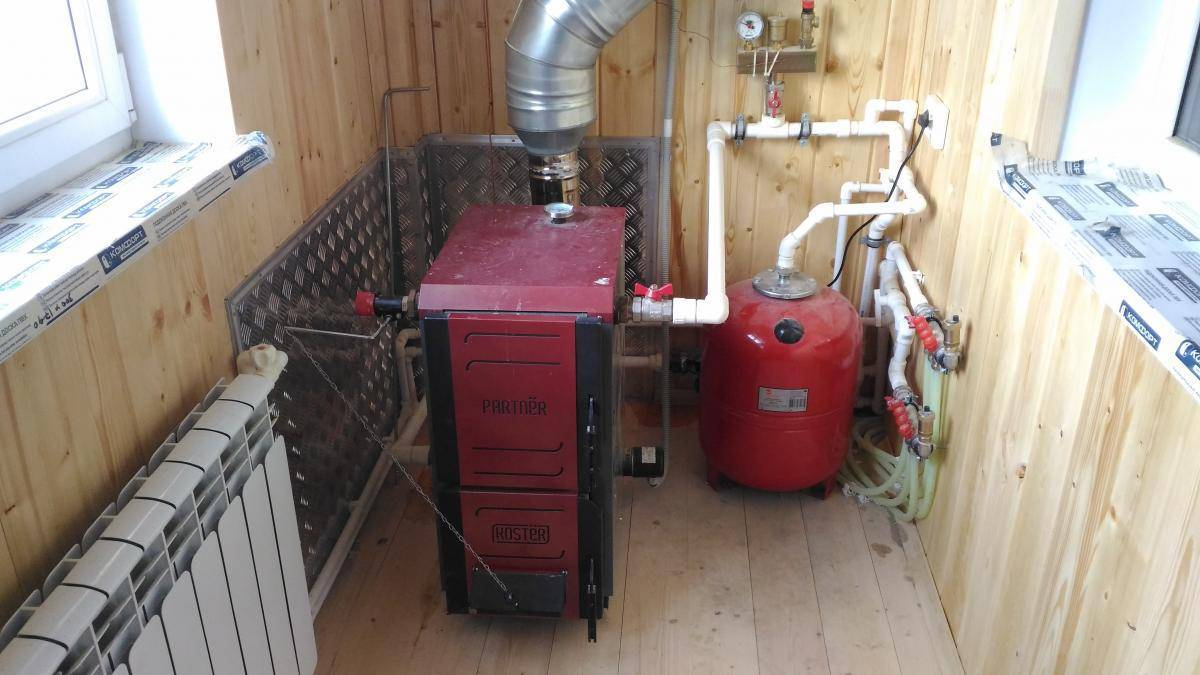 Твердотопливный котел для отопления частного дома: виды, преимущества и недостатки