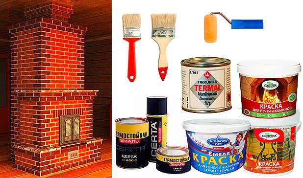 Термостойкие краски по металлу до 1000 градусов: десятка лидирующих жаростойких продуктов
