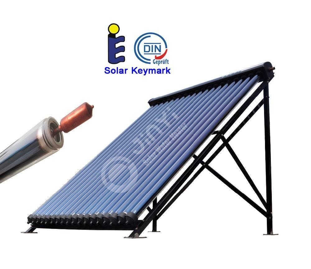 Сборка солнечного коллектора для отопления своими руками