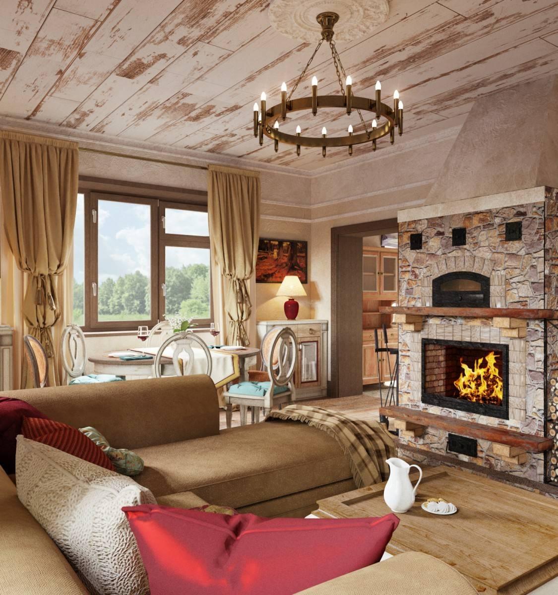 Особенности монтажа печей и каминов в деревянных домах: забота о безопасности