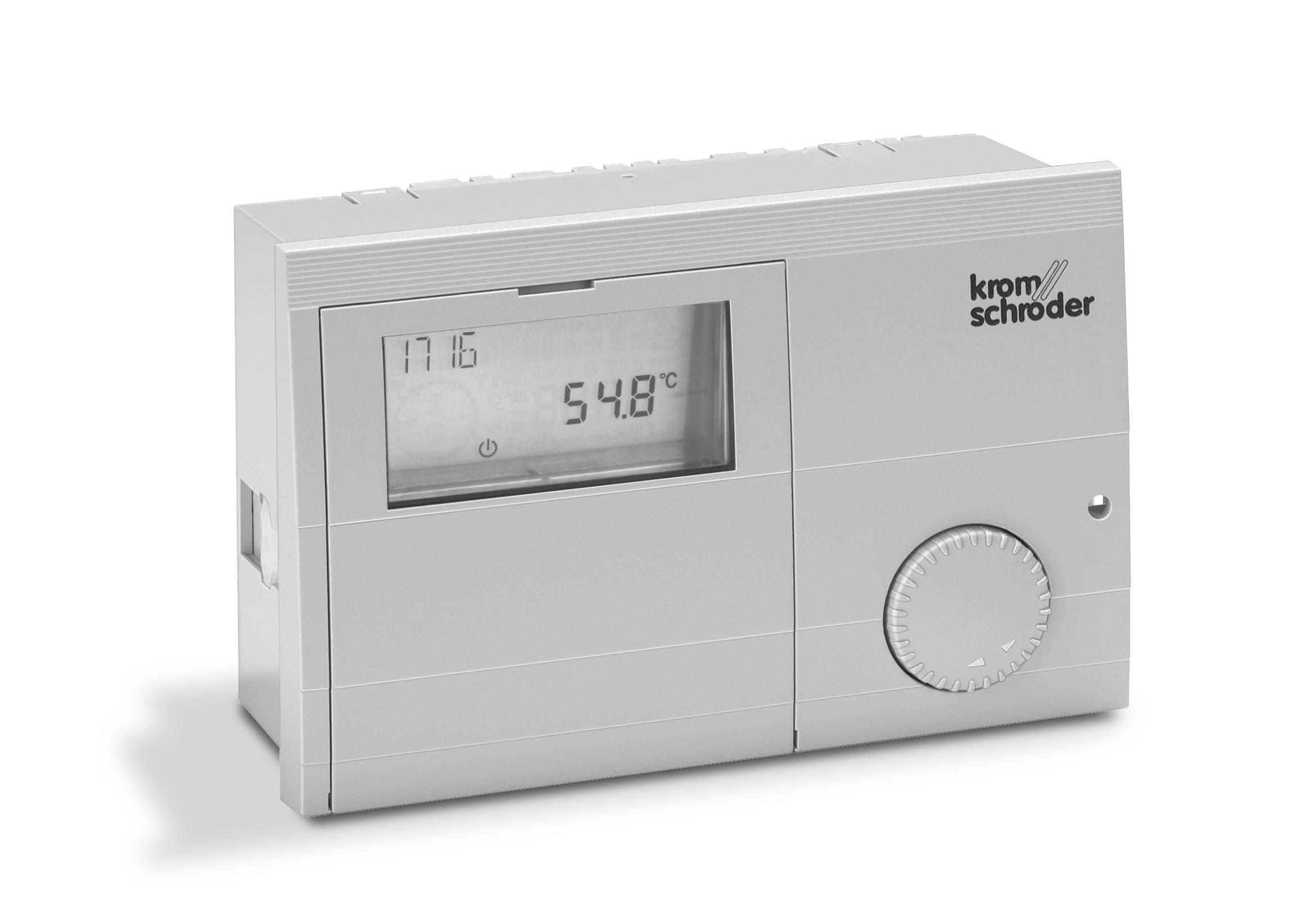 Система погодозависимого управления отоплением