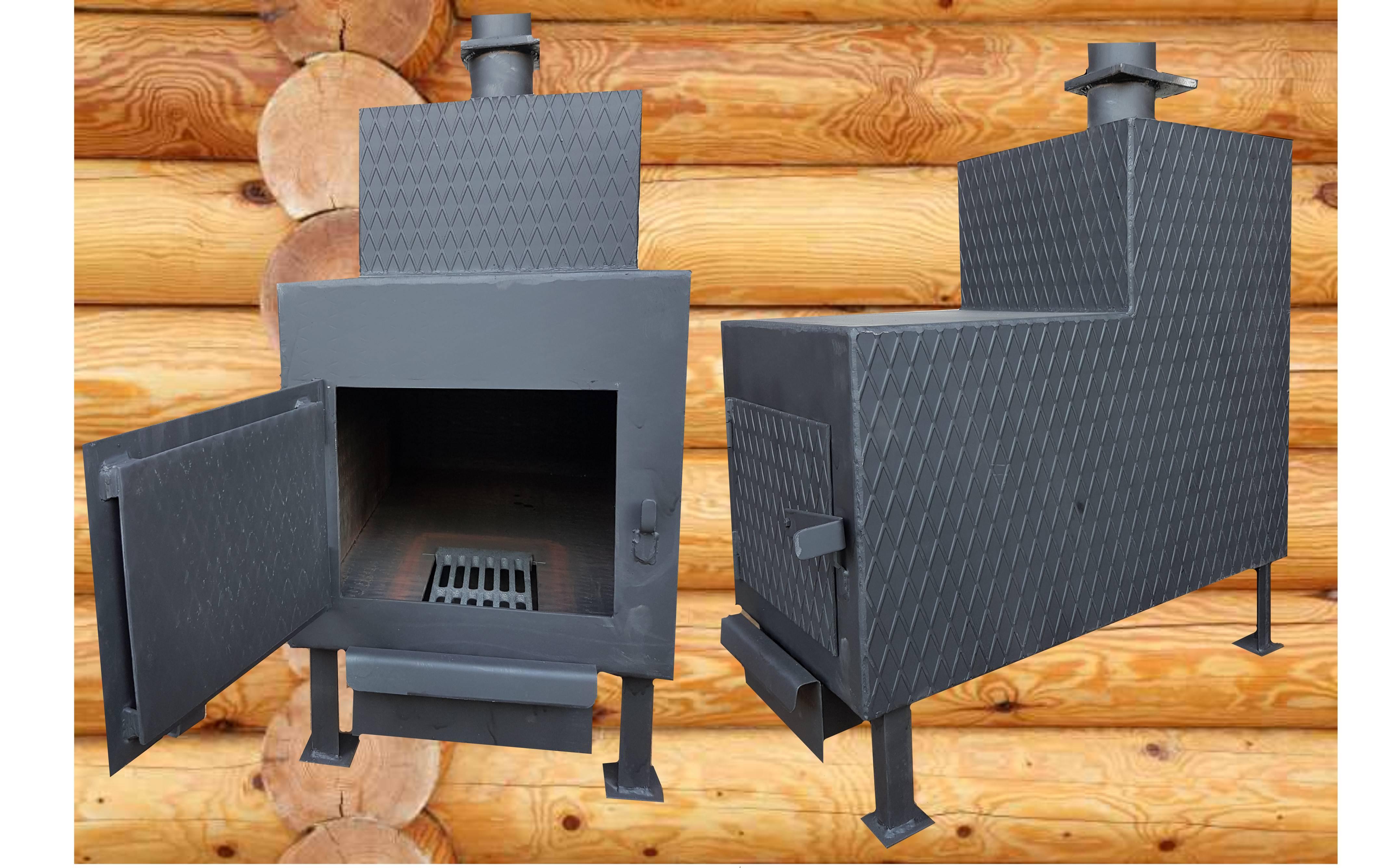 Отопительные печи на дровах для дачи: топ-12 дровяных печек для обогрева дома на даче