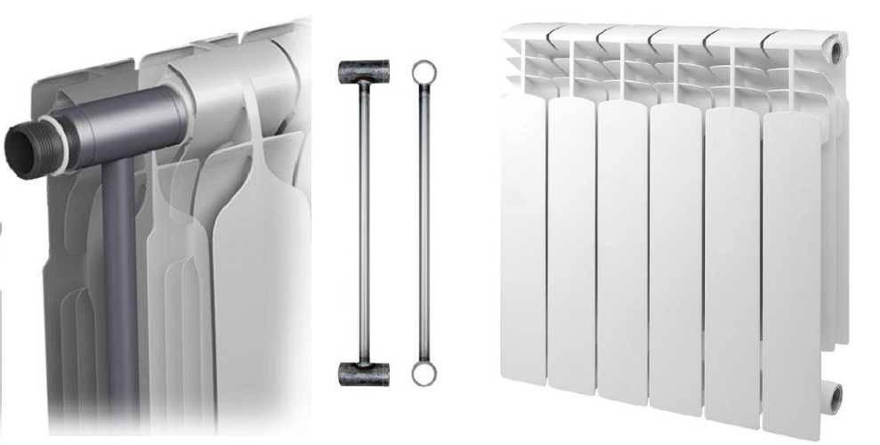 Чем отличается алюминиевый радиатор от биметаллического
