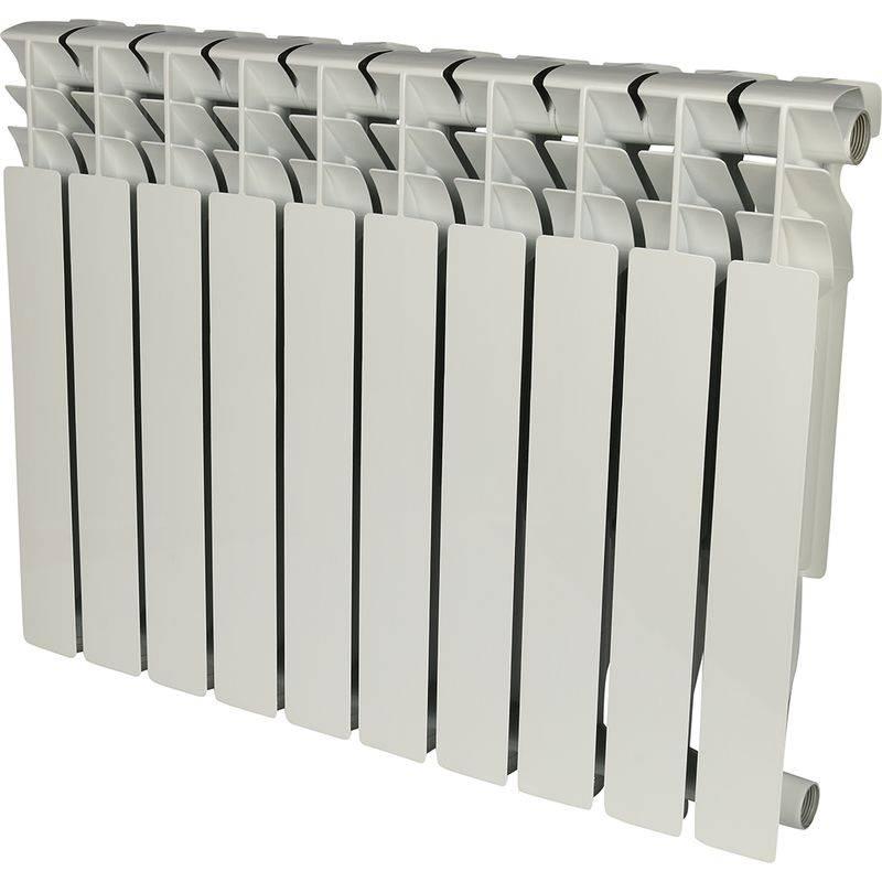 Какие алюминиевые радиаторы лучше – виды батарей из алюминия