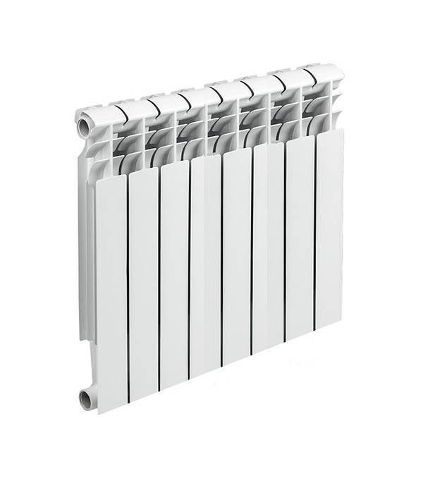 Какие биметаллические радиаторы отопления лучше - секционные или монолитные, истинно биметаллические или полубиметаллические
