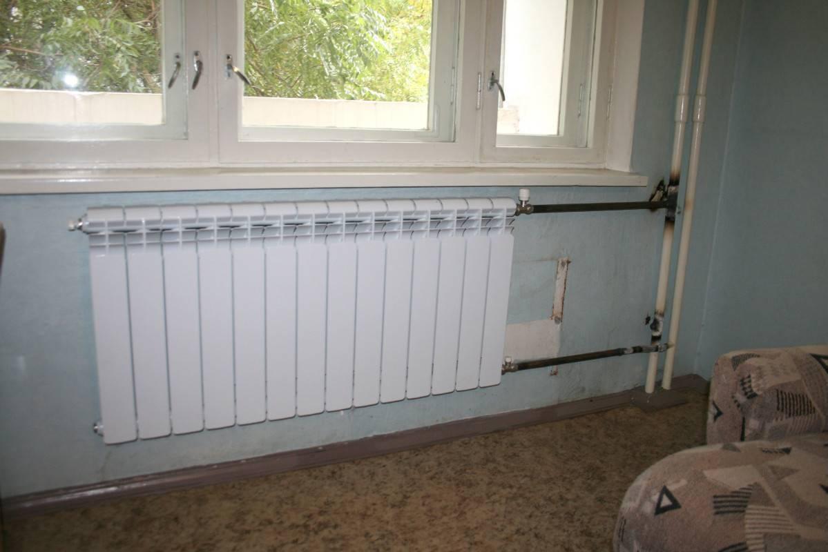 Замена радиаторов отопления своими руками - делаем правильно