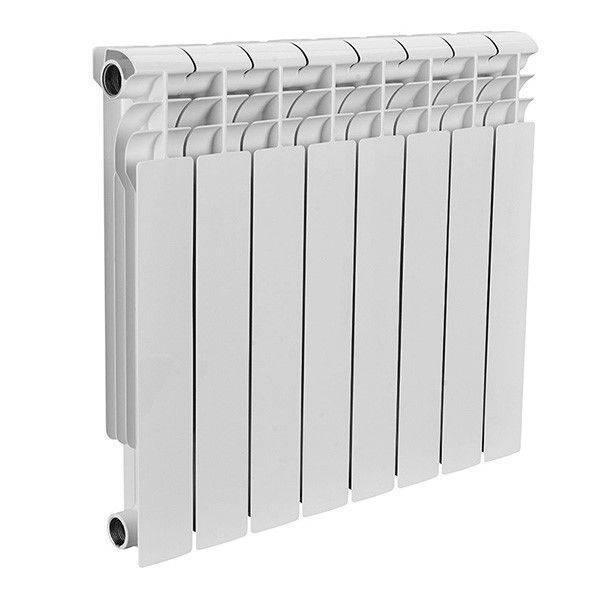 Чем отличается биметаллический радиатор от алюминиевого?