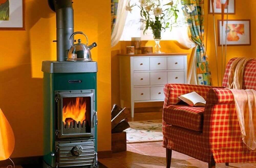 Отопление загородного дома без газа