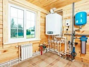 Водяная система отопления закрытого типа