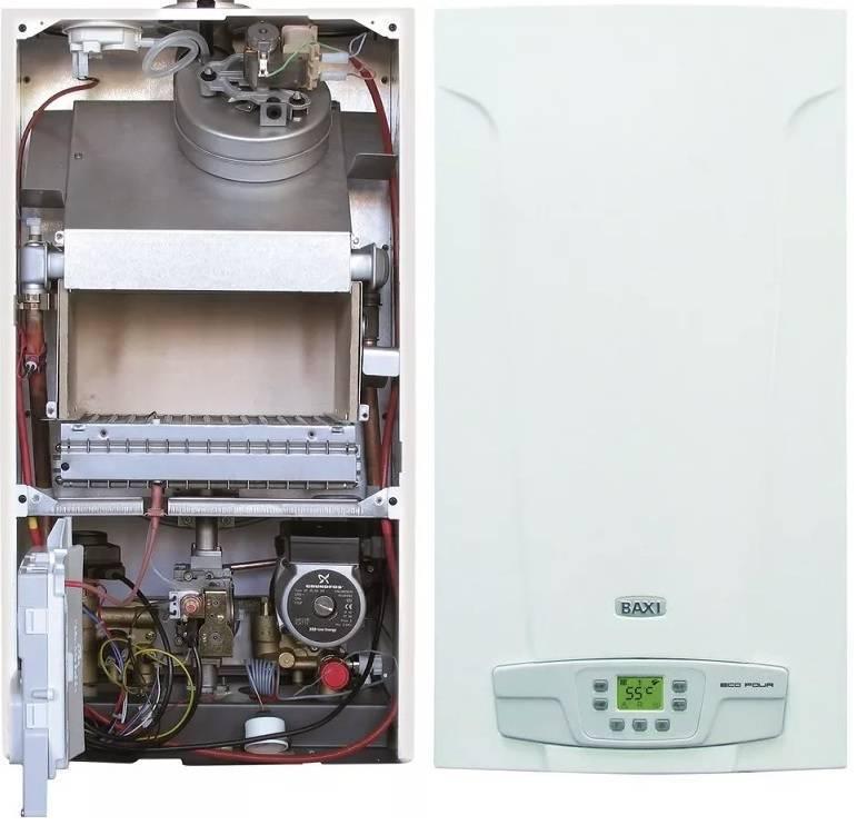 Baxi eco four 24 f — особенности и параметры газового котла