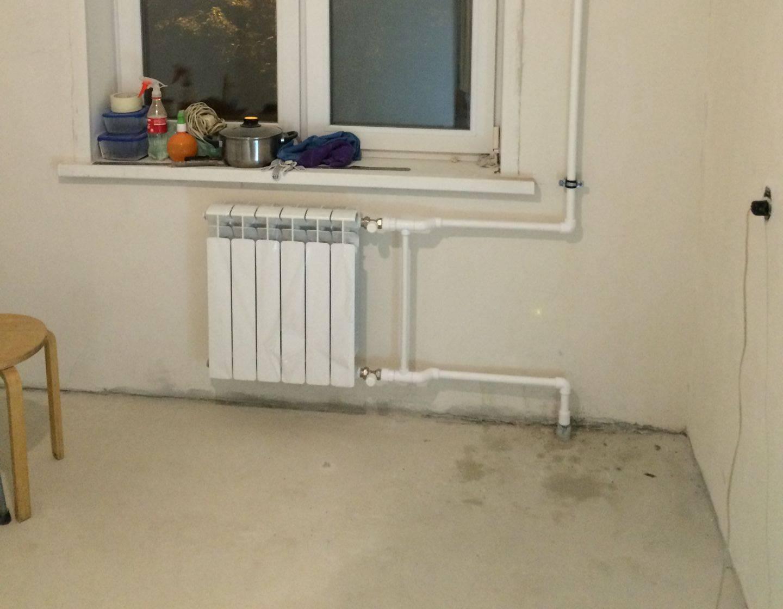 Замена стояков отопления в квартире - отопление и утепление - сайт о тепле в вашем доме