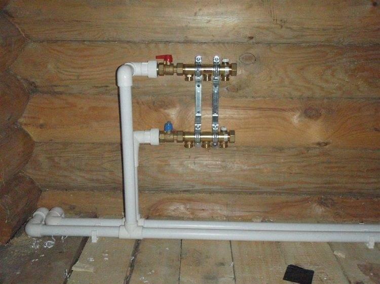 Установка труб отопления в квартире - двухтрубная система и ее преимущества, как правильно подобрать диаметр, обустроить прокладку и ремонт труб, как спрятать коммуникации, детали на фото +видео