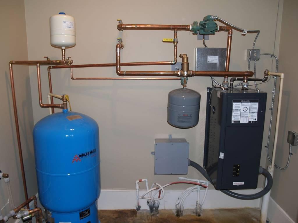Электроотопление частного дома - просто и удобно