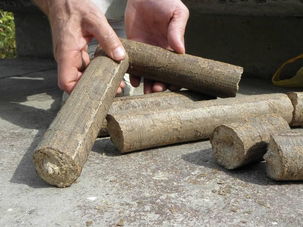 Топливные брикеты из соломы своими руками: производство, оборудование, изготовление