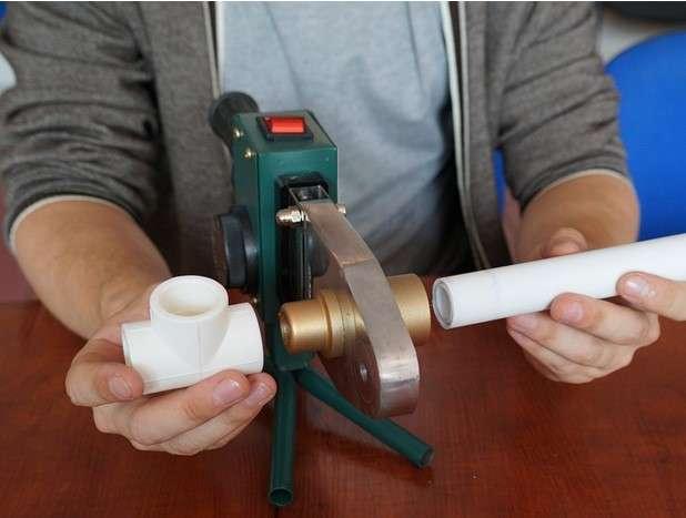 О зачистках для полипропиленовой трубы: как сделать самому