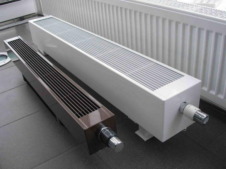Чем радиатор отопления отличается от конвектора?   в чем разница