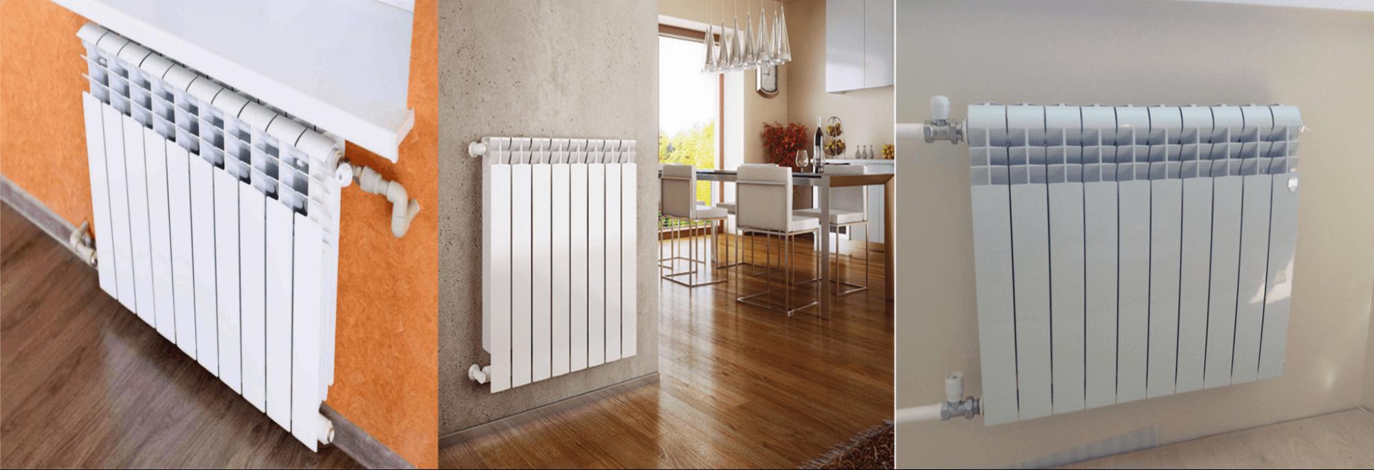Какой радиатор лучше, алюминиевый или медный?