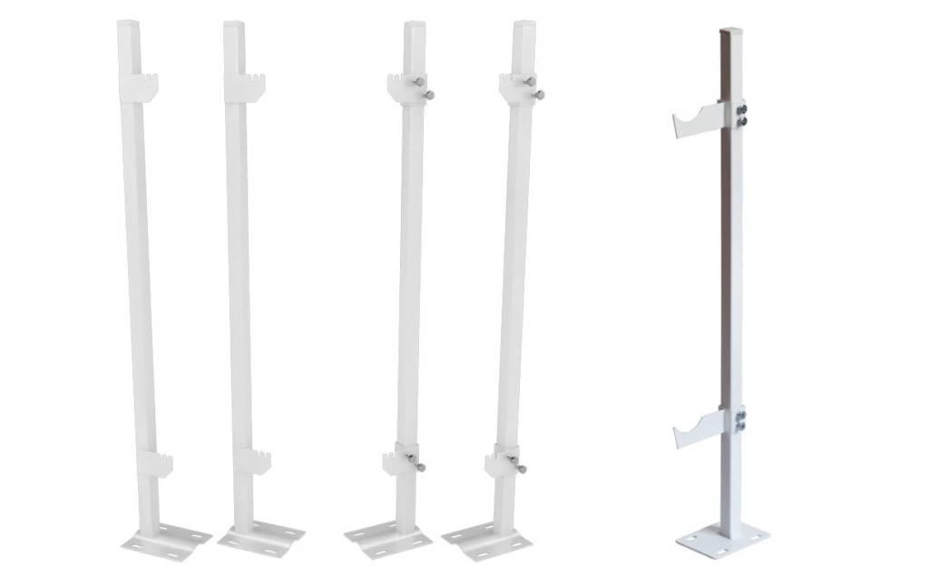 Крепление для радиаторов отопления: виды настенных и напольных кронштейнов для батарей, подставки, стойки, держатели
