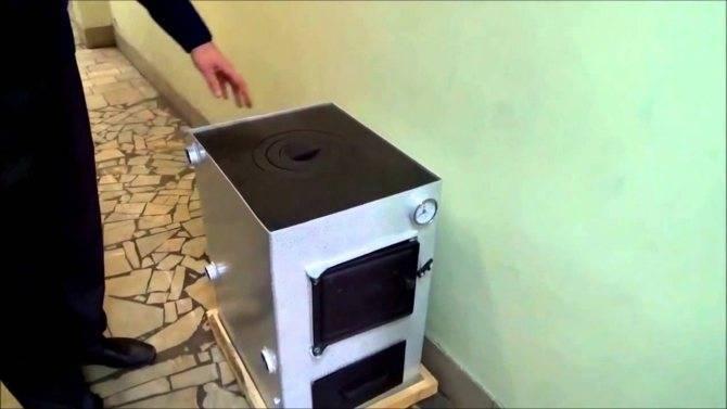 Комбинированные котлы: дрова-электричество - универсальное отопление, смотрите фотографии и видео