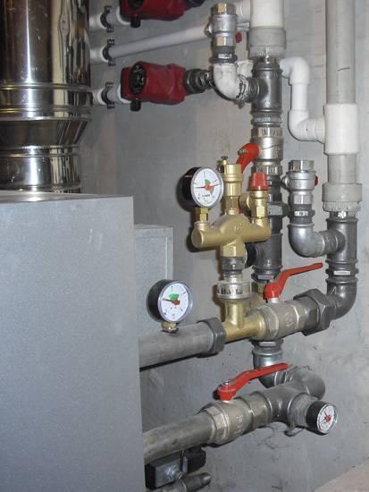 Подключение радиаторов отопления схемы обвязки