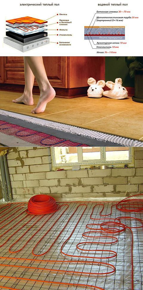 Как выбрать электрический тёплый пол: нюансы, о которых нужно знать
