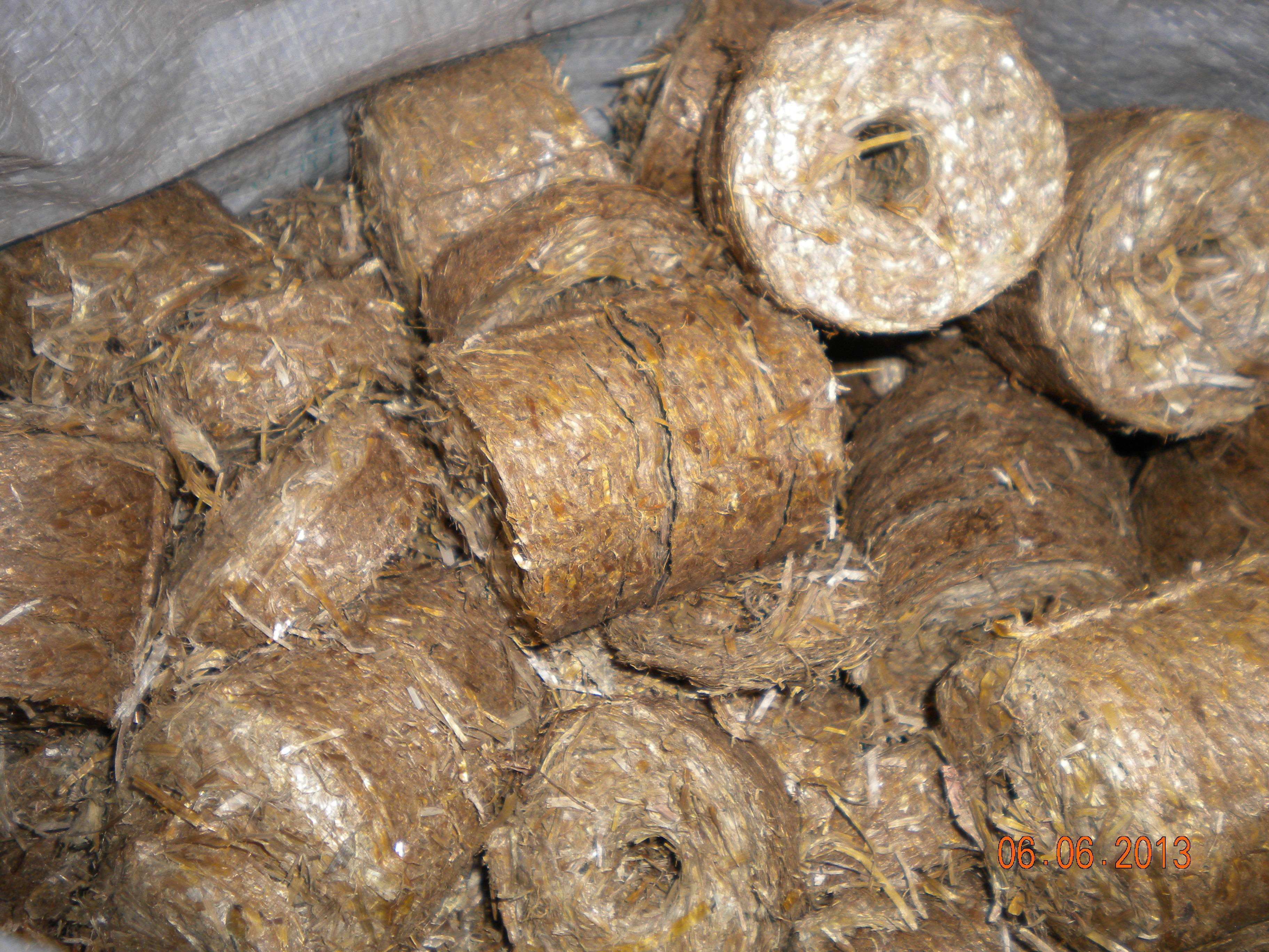 Топливные брикеты для печей, их плюсы и минусы