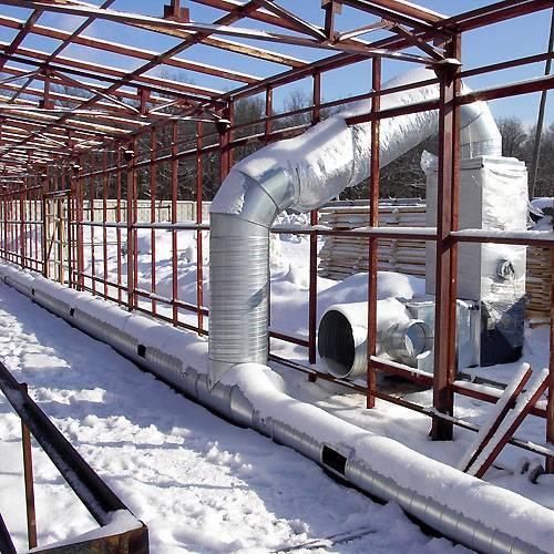 Способы обогрева теплиц из поликарбоната. действенные виды отопительных систем. способы экономии на отоплении
