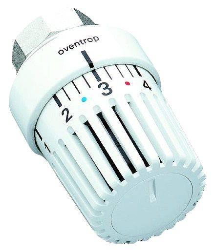 Термоголовка для водяного теплого пола