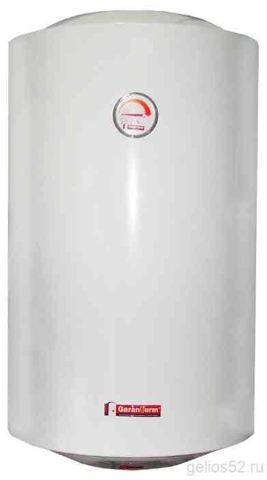 Водонагреватель garanterm: схема подключения бойлеров объемом 30 и 50, 80 и 100 литров, отзывы