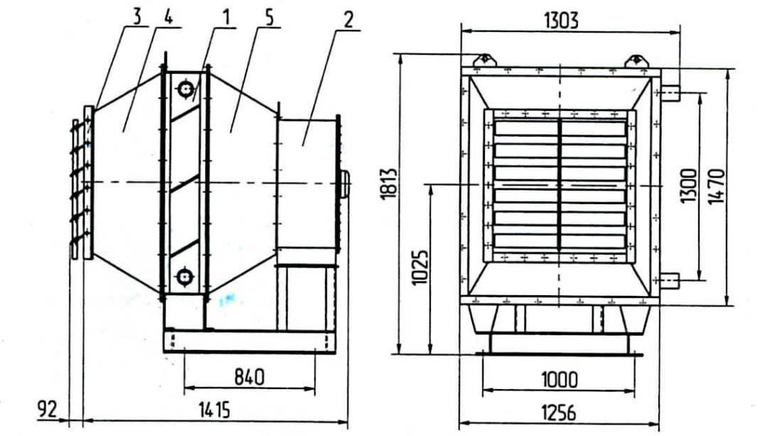 Воздушно-отопительный агрегат, виды: электрические, с водяным теплообменником, volcano, aво 42 (vr1, стд 300, ао 2 3, стд), установка своими руками: инструкция, фото- и видео-уроки, цена