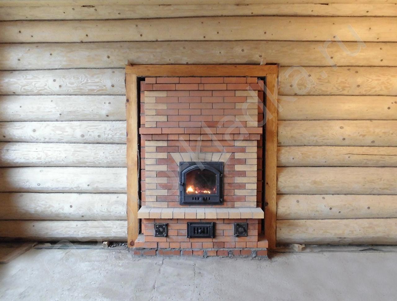 Домашний камин своими руками: как сделать, пошаговая инструкция, как построить из кирпича, схема, чертеж, фото, видео