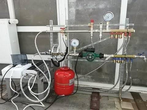 Отопление дома водородом с помощью нно генератора