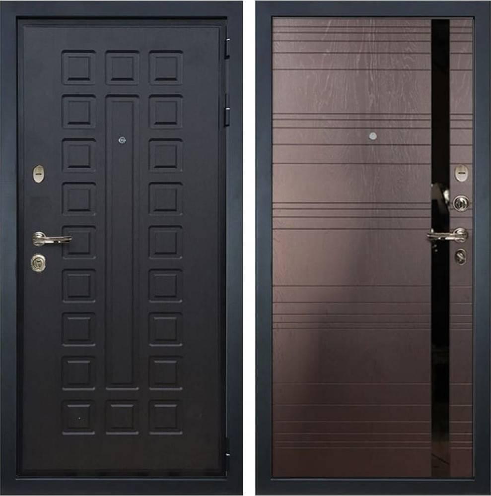 Стандартные размеры входных металлических дверей — разбираем обстоятельно