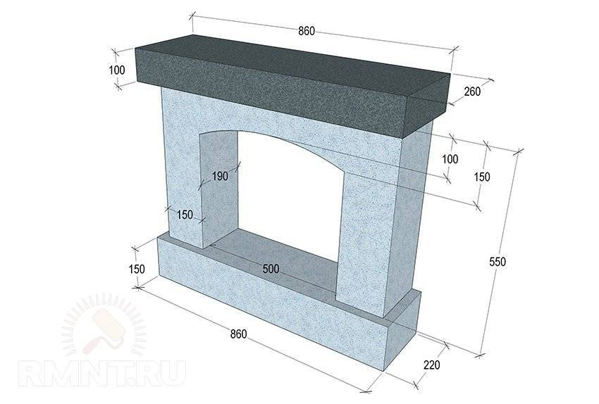 Как сделать фальш-камин из гипсокартона своими руками: пошаговая инструкция