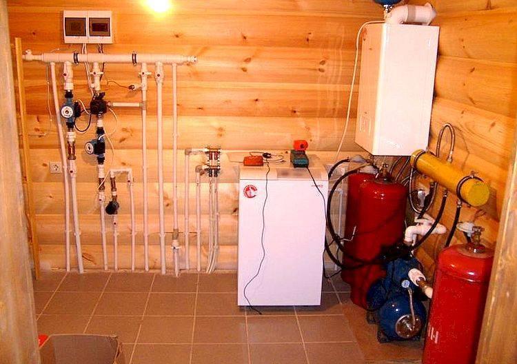 Обзор автономных систем отопления