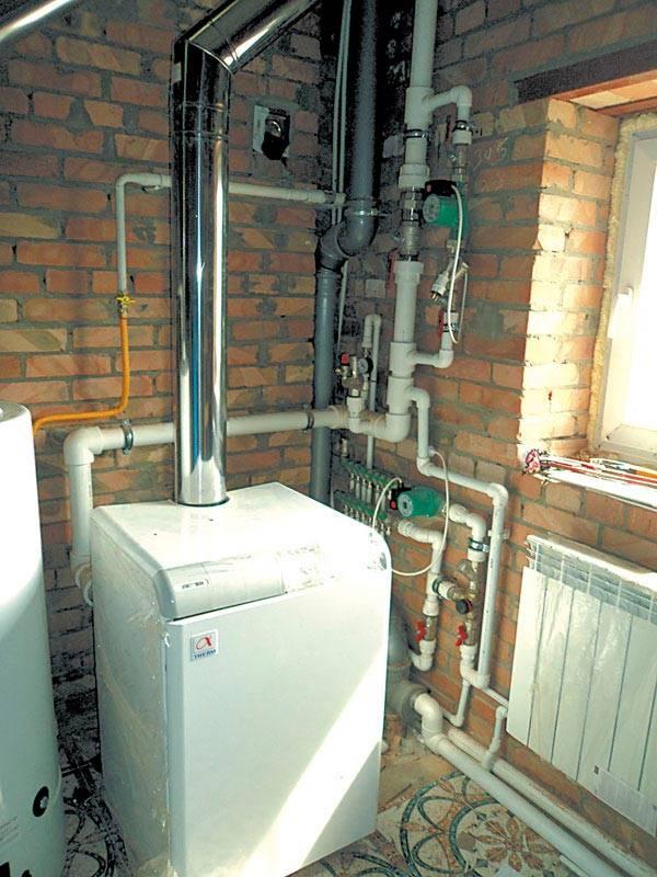 Схема подключения газового котла к системе отопления: подключение двухконтурного и одноконтурного котла своими руками, как подключить отопление, как подсоединить самому правильно