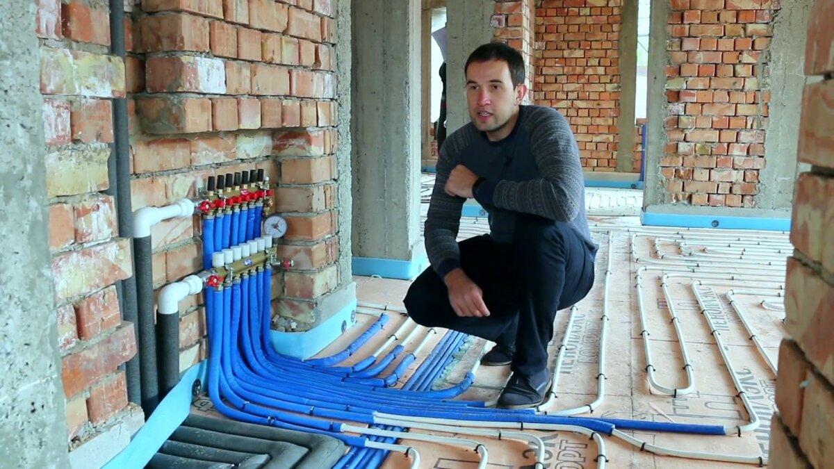 Жидкостный электрический теплый пол – отопление и утепление – сайт о тепле в вашем доме
