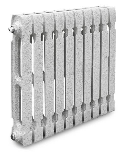 Чугунные радиаторы отопления (78 фото): технические характеристики батарей мс-140 и 140м-500, сколько в 1 секции квт, установка и подключение
