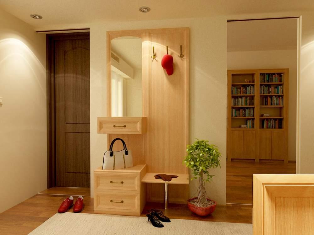 Выбираем мебель в коридор – интересные нюансы дизайна