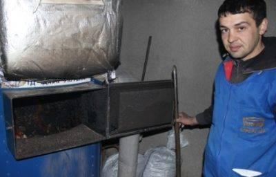 Как топить печь углем и какой уголь лучше