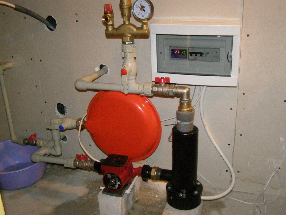 Электрический котел для отопления частного дома: какой лучше, фото