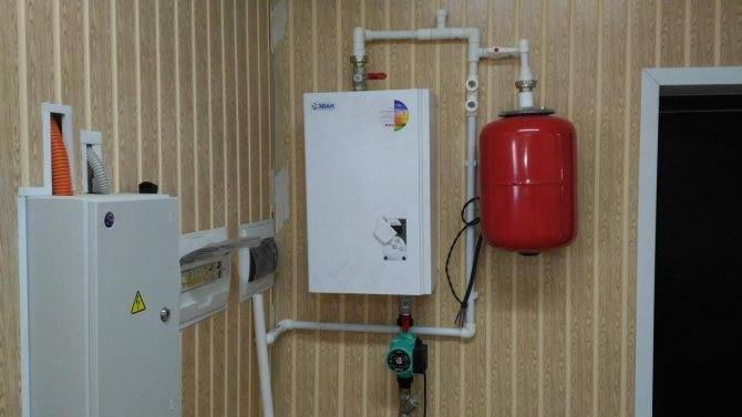 Электрические энергосберегающие котлы отопления