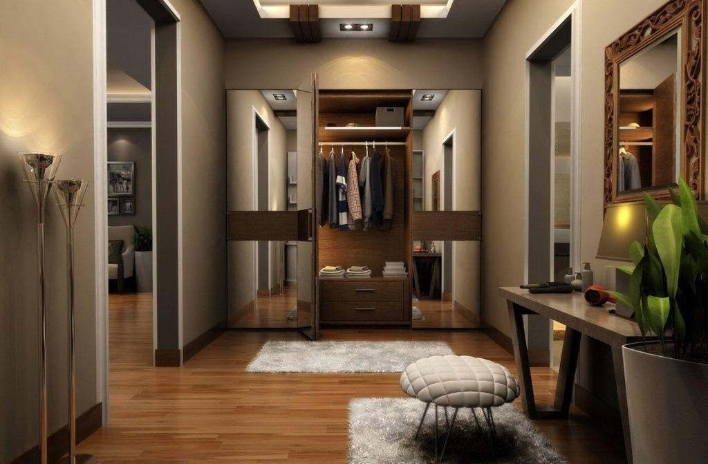 Дизайн прихожей и коридора: фото из портфолио студии интерьерком!