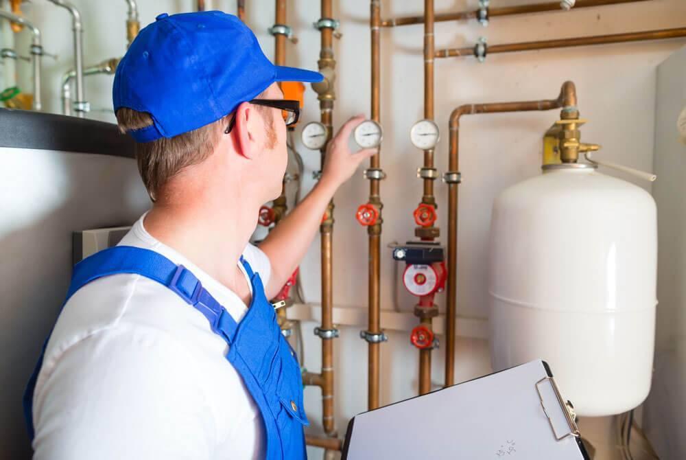 Пусконаладочные работы систем отопления - гидроинжстрой