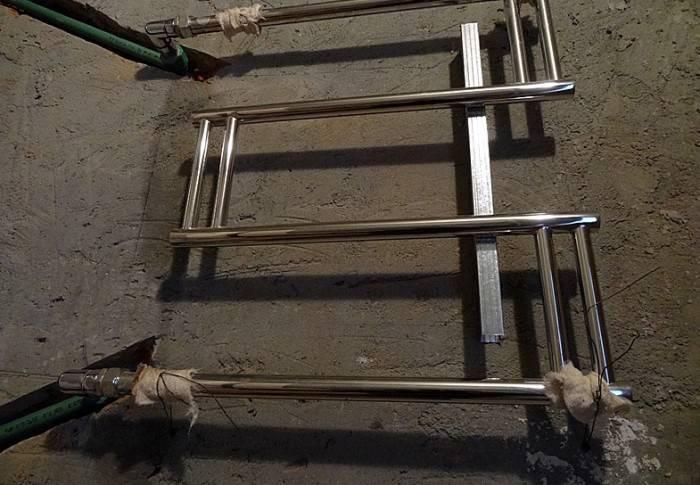 Самодельные радиаторы отопления: отопление из металлических труб без радиаторов своими руками, батарея из труб, отопление трубами