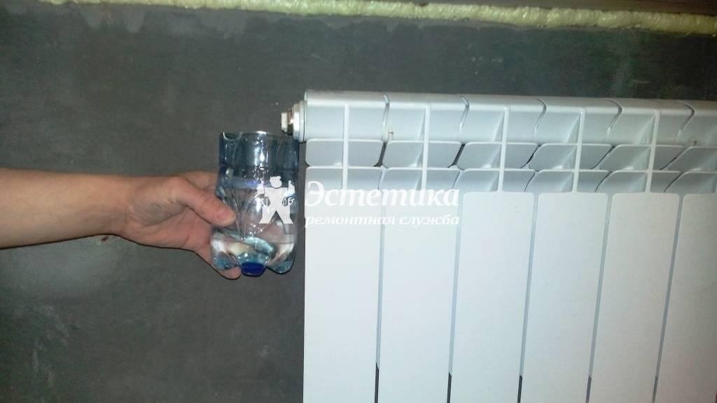 Как устранить или выгнать воздух из системы отопления