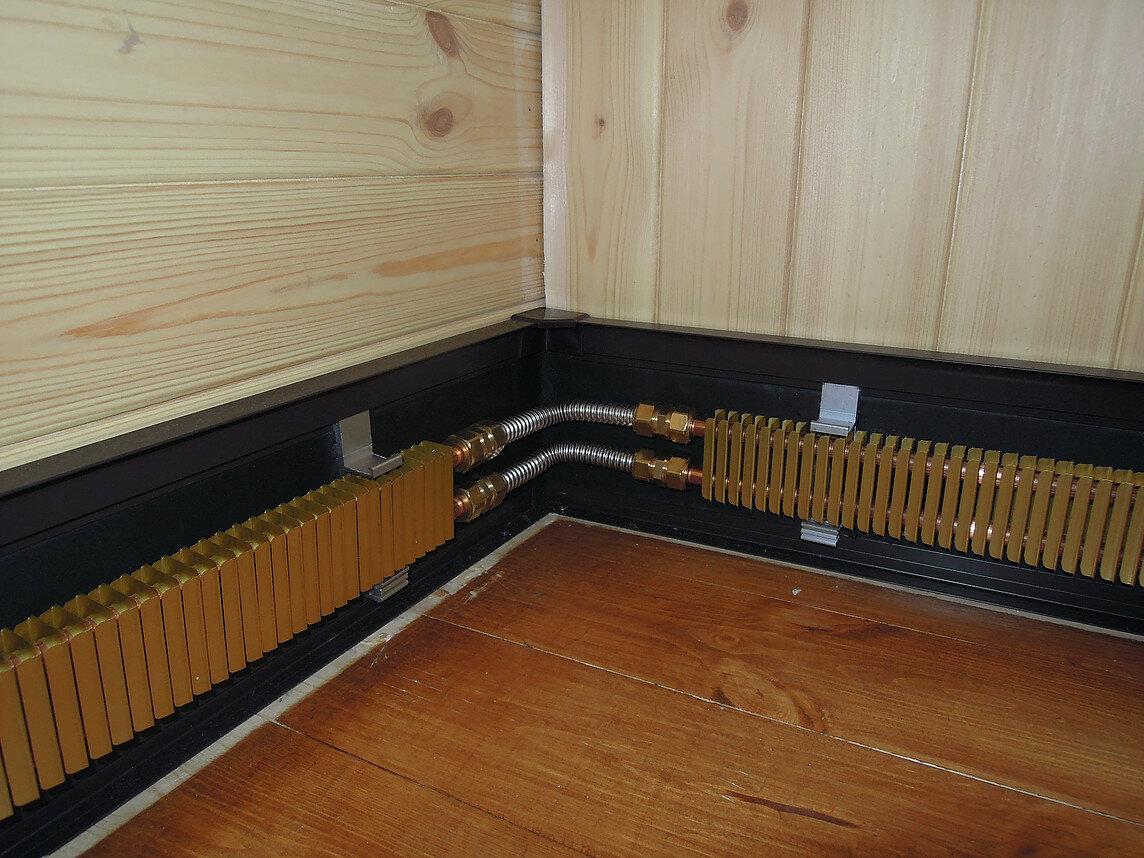 Отзывы о теплом плинтусе, электрическом и водяном плинтусном обогревателе