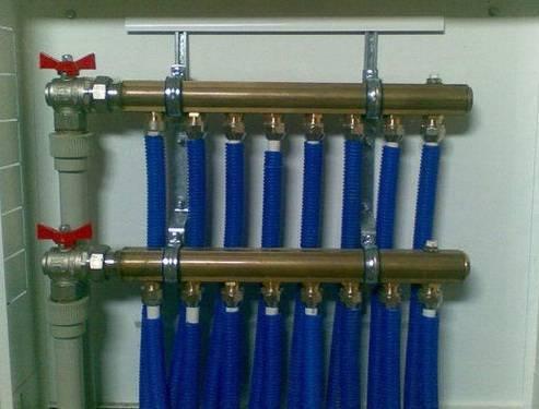 Как сделать коллектор для отопления из полипропилена?