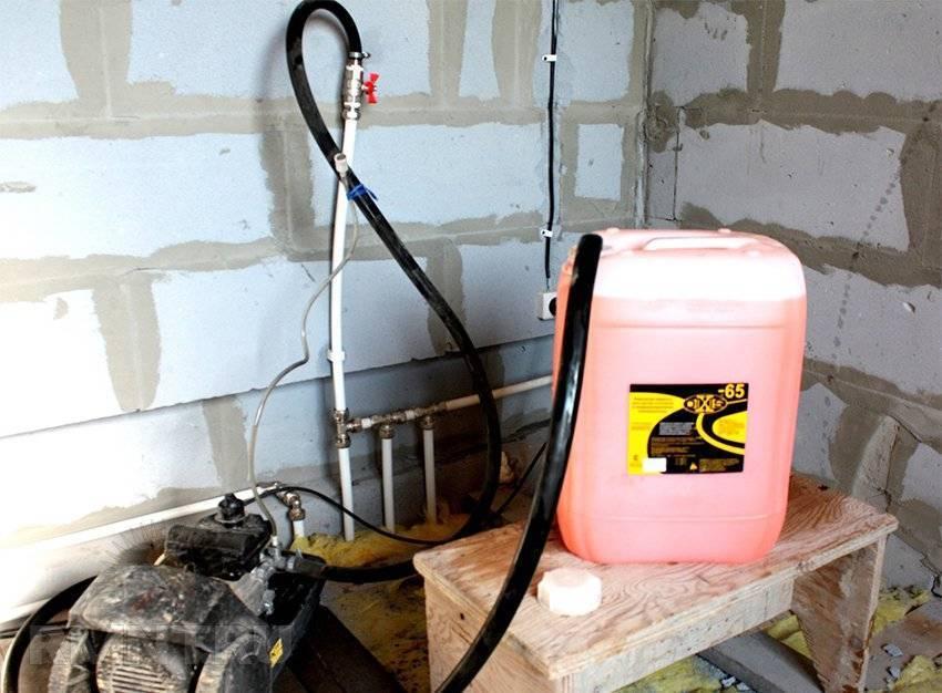 Жидкость для отопления «теплый дом»: особенности, виды и применение